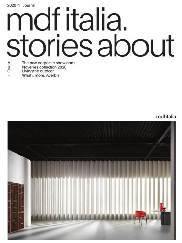MDF Italia. Stories About