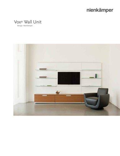 Vox® Wall Unit