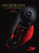 ON DEMAND COFFEE GRINDERS