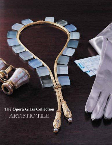 Opera Glass Stilato Brochure
