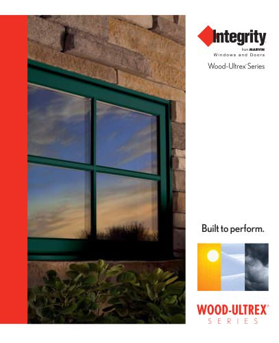 Integrity Wood Ultrex Catalog Integrity Pdf Catalogs