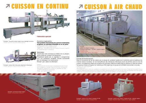 Continuous production