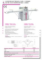 GENERAL CATALOGUE - All the CAPLAIN produced machines - 10