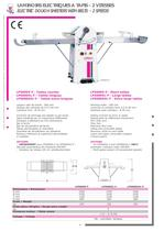 GENERAL CATALOGUE - All the CAPLAIN produced machines - 11