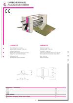 GENERAL CATALOGUE - All the CAPLAIN produced machines - 5
