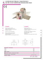 GENERAL CATALOGUE - All the CAPLAIN produced machines - 6