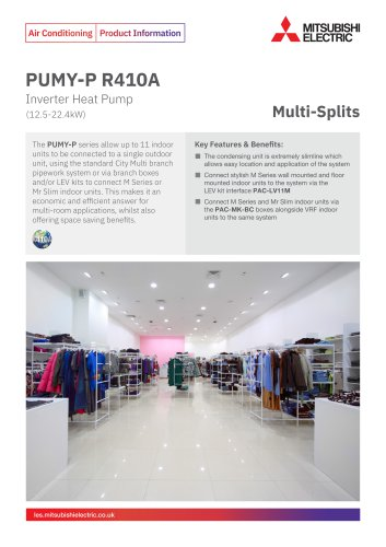 PUMY-P R410A