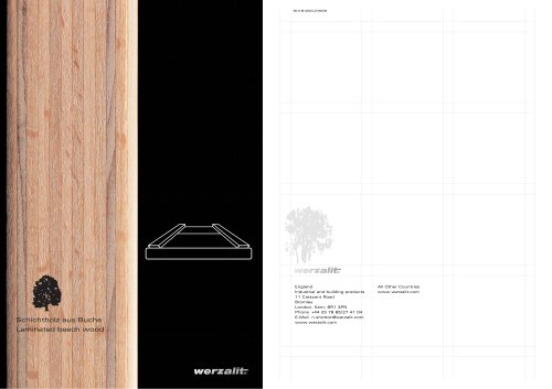 Beech wood – naturally robust