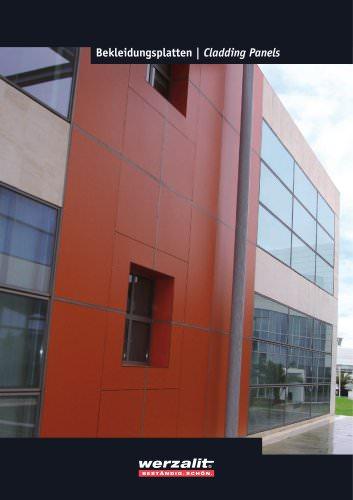 Bekleidungsplatten   Cladding Panels