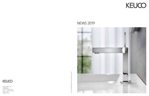 KEUCO News 2019
