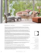 Donghia - 2018 Furniture & Lighting Catalogue - 25