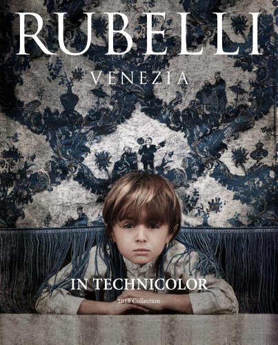 Rubelli Venezia - Catalogue 2018