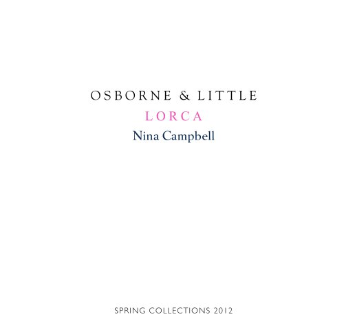 SPRING COLLECTIONS 2012