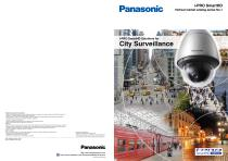 i-PRO SmartHD Solutions for City Surveillance