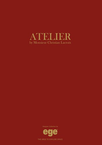 Atelier by M Christian Lacroix