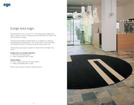 Catalogue Tapis grands - 2