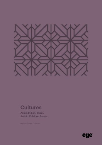 Cultures brochure Highline