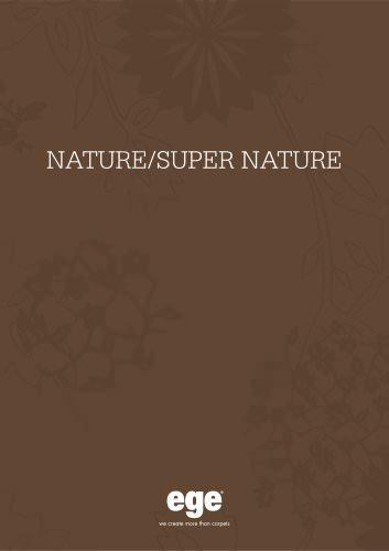 NATURE/SUPER NATURE