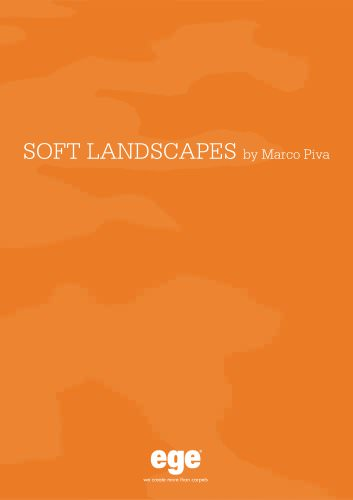 SOFT LANDSCAPES BY Marco
