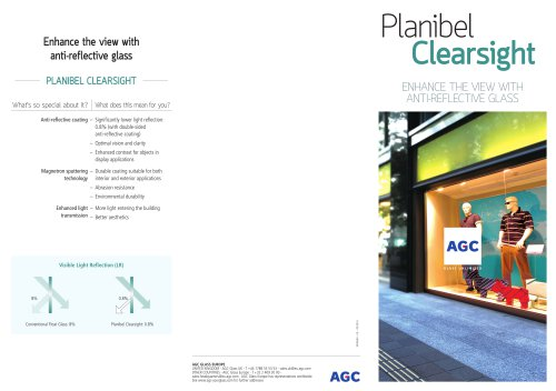 PLANIBEL CLEARSIGHT