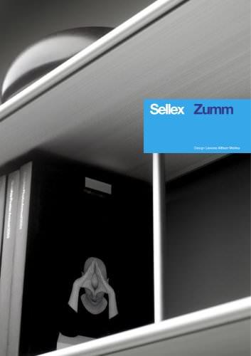 ZUMM Shelving System