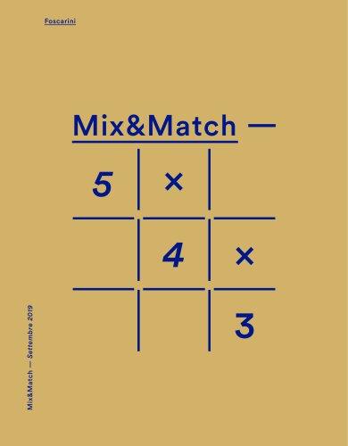 Mix&Match, News September 2019