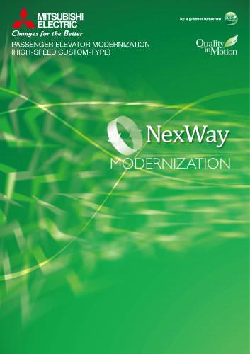 NexWay MODERNIZATION