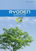 RYODEN DUMBWAITER G-SERIES
