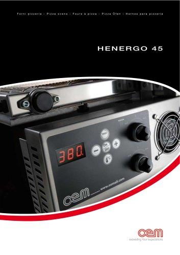 Convection ovens - HENERGO 45 series