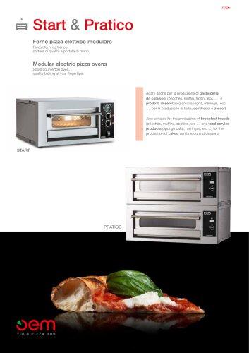 START - Bench pizza oven