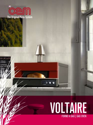 VOLTAIRE - GAS OVEN