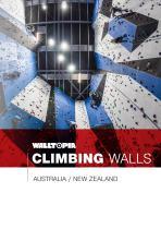 CLIMBING WALLS  AUSTRALIA / NEW ZEALAND - 1
