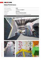 CLIMBING WALLS  AUSTRALIA / NEW ZEALAND - 6