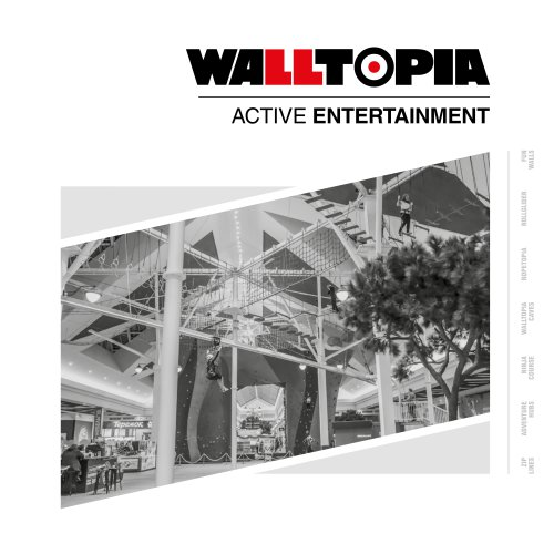 WALLTOPIA ACTIVE ENTERTAINMENT