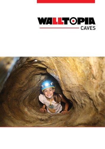 Walltopia Artificial Caves