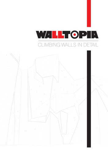 Walltopia Climbing Walls in Detail