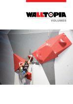 Walltopia Climbing Walls Volumes - 1