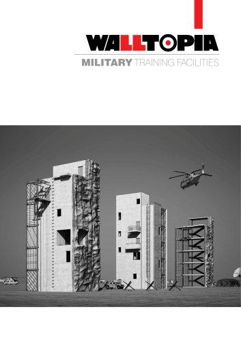 Walltopia Military Towers