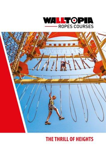 Walltopia Ropes Courses