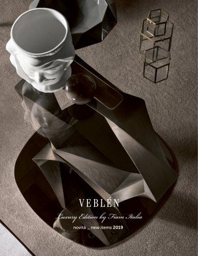 Veblen - new items 2019