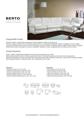 Condor Sectional Sofa