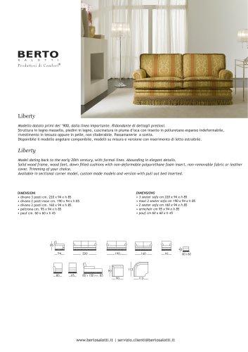 Liberty Sofa