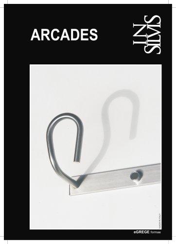 ARCADES, coat hook