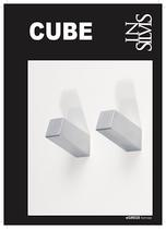 CUBE, wall mounted coat hook - 1