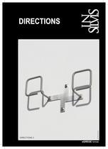 DIRECTIONS, coat hooks and hangers - 1