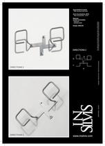 DIRECTIONS, coat hooks and hangers - 3