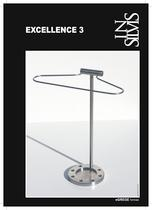EXCELLENCE 3, umbrella stand - 1