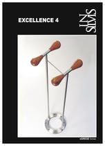 EXCELLENCE 4, coat stand - 1