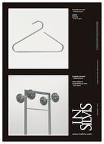 EXCELLENCE 4, coat stand - 4