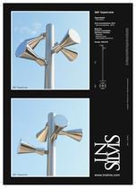 Insilvis 360°, coat stand - 2